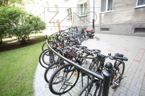 stojaki na rowery stalowe